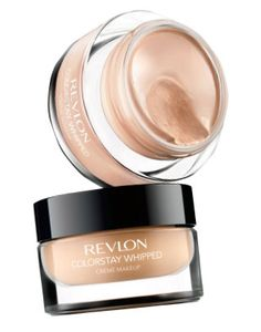 I LOOOOOOOOVE this stuff it's my new fave drugstore foundation!!! Revlon Colorstay Whipped Foundation
