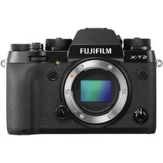 Fuji Fujifilm X-T2 Mirrorless Digital Camera