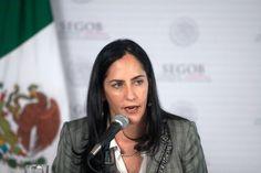 Lía Limón García (secretaría de Derechos Humanos) - Natalia Montero