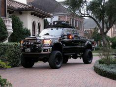 Ford : F-350 4x4 DIESEL! Holy crap I'm in loveeee
