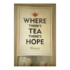 English Tea Shop Photo Shoppe Sign Travel Photography by LoVedoArt
