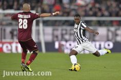 Livorno vs Juventus - Serie A - Asamoah