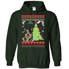 cattle Christmas T-Shirts, Hoodies. BUY IT NOW ==► https://www.sunfrog.com/Pets/cattle-Christmas-3629-Forest-Hoodie.html?id=41382