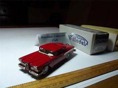 BOXED BROOKLIN MODELS BRK 22X 1958 EDSEL CITATION BROOKLIN COLLECTORS CLUB 3RD