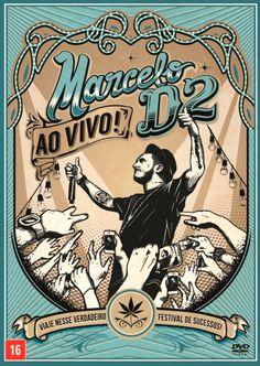 Marcelo D2 - Nada Pode Me Parar - ao Vivo - DVD