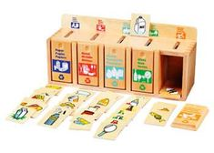 Early Recycling Sorting Game - Recycling