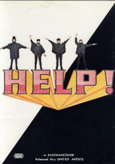 "The Beatles ""Help"""