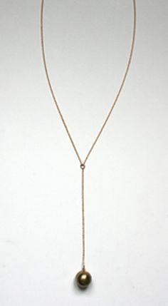 Rosemary Locket Necklace - Laura Lombardi