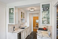 A Gorgeous, Art Deco-Inspired New York Kitchen Remodel — Professional Project
