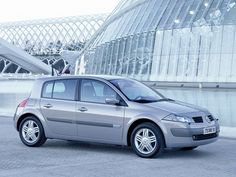 Renault Megane (2003 – 2006).