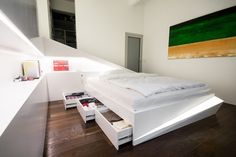 whocares?! design builds ice bed with dupont corian