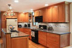 Traditoinal Kitchen Carlsile NH
