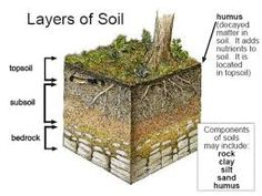1000 images about environmental on pinterest products for Earth soil layers