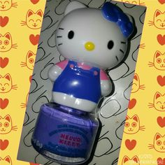 Found thisCute #HelloKitty Peel-Off PolisH at a Store Called #CitiTrends for 99cents!!  -->Find Stores&Locations online,fb&IG @cititrends on IG. ---->Follow me on IG  www.instagram.com/luvnailsnicole/ #LuvNailsNicole #YouTube #pinterest#tumblr#wordpress #facebook &  #GooglePlus at #LuvNails  -_-_-_-_-_-_-_-_-_-_-__-_-_-_ #nailpolishaddiction #hellokittyfans  #hellokittyobsession #ILuvHelloKitty  #hellokittynailpolish #hellokittynails  #nailpolishaddicts#nailpolishes #nailpolishfetish