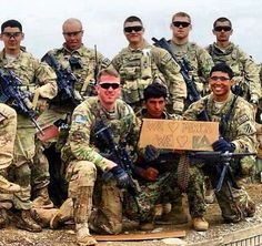 Our troops love Kappa Delta! USA