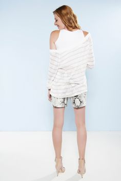 Blusa Tricot Cannes Sizal