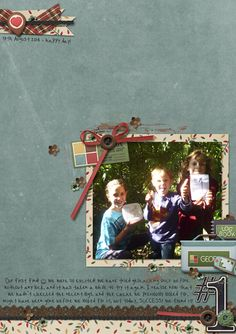 no1 - using LJS digital designs - Into the woods - and Charm Box Studios Sunshine Photo Actions
