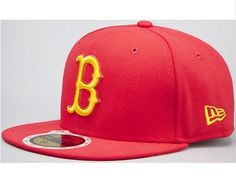 42e5f31c643 Custom NEW ERA x MLB「Boston Red Sox」59Fifty Fitted Baseball Cap Fitted  Baseball