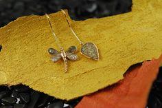 Gentileschi #LeBronzerie, orecchini con mosaico di diamanti
