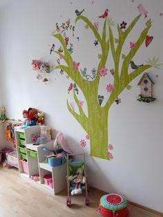 Wand von menina