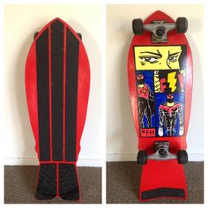 Flatman DIY skateboard