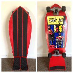 Flatman DIY skateboard