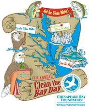 Chesapeake Bay Foundation | Clean The Bay Day - Chesapeake Bay Foundation