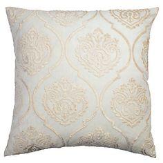 "Z Gallerie - Andora Pillow 26"" - Natural"