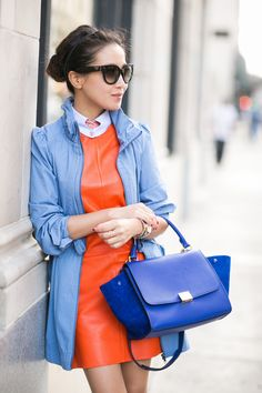 Happy Colors :: Summer trench