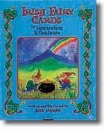 Irish Fairy Cards