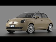 Fiat 600 new concept  HD (127)  + Abarth  Video  Description If the Fiat 500 is an A-segment city car, then what would be the modern equivalent of the classic 600? Why, a B-segment sub-compact hatchback, of course. It may have slipped by you, but Fiat's 600 series, made from 1955 to 1969,...