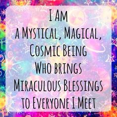 This is getting truer everyday I swear. The synchronicities are constant. How can it get better than this? #affirmation #affirmations #quote #miracle #magic #mystic #cosmic #goodvibes #positivity #positivevibes #lawofattraction #lightworker #lifecoach #selfhelp #dbt #cbt #positivelife #healing #radicalhealing #recovery #radicalrecovery #cosmichealing #cosmicrecovery #spirituality #starseed #hippy #bluemoonpreparation #witchesofinstagram #bluemoon #letsdoritualstogether