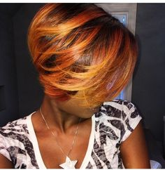Love Sew in bob hairstyles? wanna give your hair a new look? Sew in bob hairstyles is a good choice for you. Here you will find some super sexy Sew in bob hairstyles, Find the best one for you, Black Women Hairstyles, Bob Hairstyles, Pixie Haircuts, Short Hair Cuts, Short Hair Styles, Bob Styles, Luxy Hair, Coiffure Hair, Pelo Natural