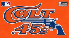 The Houston Astros  plan to pay tribute to their roots by wearing throwback uniforms with a smoking Colt .45 across the chest is back on, after Major League ...