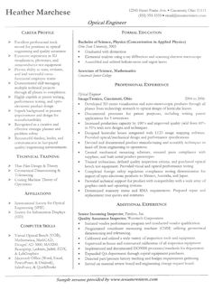 engineer professional sample resume its time to update my ho hum resume to match