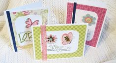 #Note #Cards with #Bible #Verses #Handmade #Variety Set of Twelve | #luvncrafts - #Cards on #ArtFire