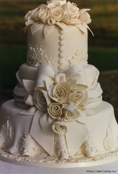 Самый красивый свадебный торт (24) (473x700, 221Kb)