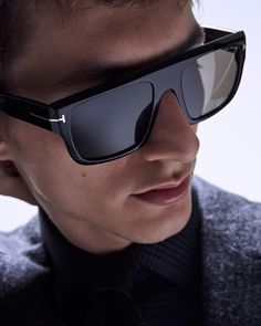 The Alessio Sunglasses.  #TOMFORD #TFEYEWEAR