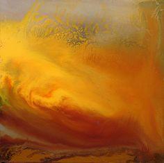 "Saatchi Online Artist Maurice Sapiro; Painting, ""Viscosity VII"" #art"