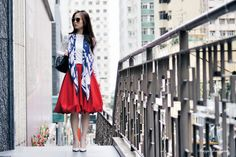 Stylebook: Puffy Red   Rouge Closet