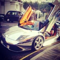 nice the car