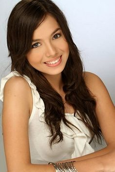 Filipina actress and commercial model Julia Montes