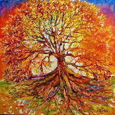 tree of life | New Showcase Original from my Tree of Life Series 2007.Tree of Life ...