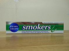Pearl Drops Smokers Stain Removing Whitening Toothpaste * You can find more details by visiting the image link. (This is an affiliate link and I receive a commission for the sales) Toothpaste Brands, Dental Cosmetics, Dental Procedures, When You Smile, Smokers, Beauty Supply, Teeth Whitening, Image Link, How To Remove