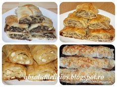 Absolut Delicios - Retete culinare: RETETA FOI FINE DE PLACINTA