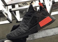 Is The adidas NMD XR1 'BRED' On Its Way? via @thesolesupplier