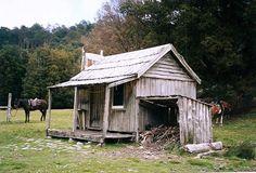 Tasmanian Mountain Huts Preservation Society : Reg Wadley Memorial Hut