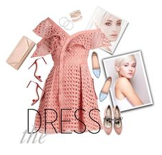 """""""The Spring Dress"""" by gena34 ❤ liked on Polyvore featuring self-portrait, Mollini, Gucci, Avenue, Boden and Dorothy Perkins"""