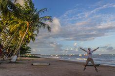 Todavía más playas del Nordeste de Brasil
