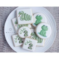 """If you're going to have critters in the house, my vote is these guys.  #shopthewhisk #sugarcookies #birthdaycookies"""